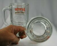 Nice Set of 2 Sprecher Brewing Co. Root Beer Brewed In Milwaukee Glass Mugs Cool