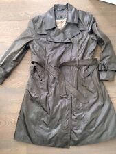 $295 Marc New York Women's Olive Bonded Lined Trench Coat