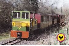 Postcard Railway Leighton Buzzard Railway No.80 Beaudesert at Leedon