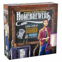 Homebrewers Board Game - Brand New & Sealed - English Version