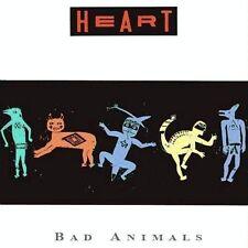 "HEART ""BAD ANIMALS"" (BRAND NEW@ STILL SEALED LP!) (MINT)"