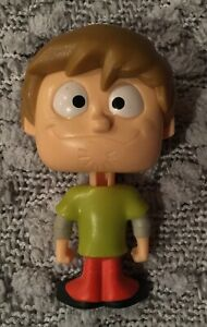 Scooby Doo Shaggy Bobble Heads McDonald's Happy Meal Collectible Rare Free Post