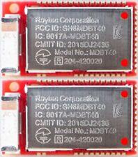 Nordic nRF51822 BT4.2 BT4.1 BT4.0 Module Raytac MDBT40 16K RAM/256K Flash 2pcs