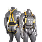 Fall Protection Safety Harness Confined Space PPE Construction Roofing 220lbs
