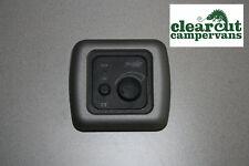 CBE, Campervan, Caravan, Motorhome Dimmer Switch, 12v Dimmer Switch - Graphite