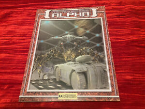 James Ward's Metamorphosis Alpha Universe FFE NEW  2002