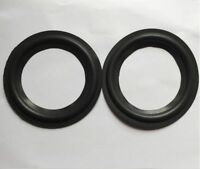 2 pcs of 3.5 inch First-rate Bass SPEAKER FOAM SURROUND For JBL REPAIR Parts