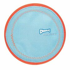 Chuckit! Dog Fetch PARAFLIGHT Far Flying Disc Frisbee Floating Toy LARGE