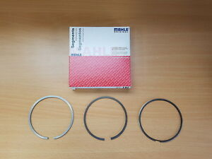 Set Piston Rings Suitable For Iveco Daily 2,3 JTD - F1AE3481D, F1AE3481G