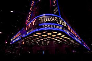 RADIO CITY MUSIC HALL-NYC - Fine Art Photo Print 16x20