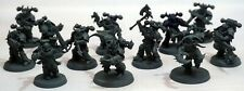 Warhammer 40k Chaos Space Marines 2 Greater Possessed  & 10 Marines (12 Models)