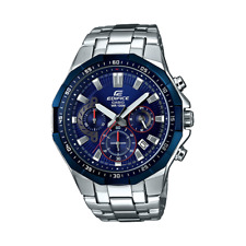 Casio Edifice Chronograph Gents Blue Dial Watch EFR-554RR-2AVUEF RRP £150.00