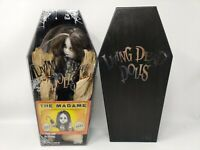 Mezco Living Dead Dolls The Madame Series 30 2012 Used Complete