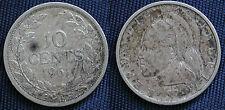 MONETA COIN MONNAIE AFRICA REPUBLIC OF LIBERIA 10 CENTS 1961 ARGENTO SILVER #1