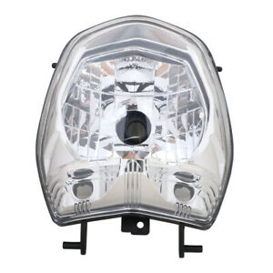Front Headlight Assembly Headlamp New For BK400 GSR400 GSR600 Motorcycle Plastic