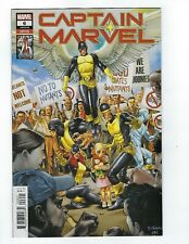 Captain Marvel # 6 25th Anniversary Variant Cover NM DC