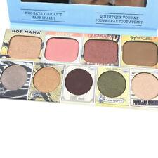 100% New 11Color Wonderful Cosmetics Eyeshadow Blusher Eye Shadow Palette
