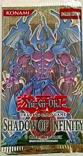 YU-GI-OH! Shadow of Infinity 1 Booster Pack English