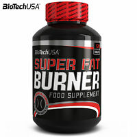 BioTech USA FAT BURNER 120 Tablets Weight Loss Slimming Reduction Dieting Diet