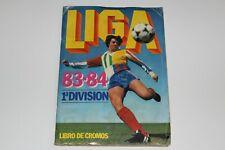 "ALBUM DE CROMOS ESTE LA LIGA 83-84 1a DIVISION ""COMPLETO"" 376 DIFERENTES"