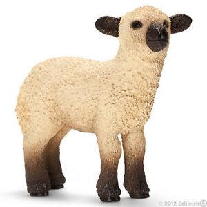 NEW SCHLEICH 13682 Shropshire Sheep Lamb Old English - RETIRED