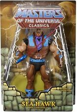 Sea Hawk Masters Of the Universe Classics Motuc MOTU HE-MAN MOC NUOVO & OVP _ #rar #