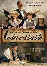 INDESCRIBABLE * DVD * LOVE OF GOD * BRAND NEW * RICH SWINGLE  * CHRISTIAN FAMILY