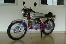 Skyteam Ace Honda Dream replika 125ccm Lkr mit Motorradzulassung >85kmh