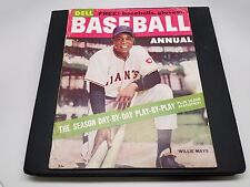 Dell Baseball Annual No.4 1955 Willie Mays