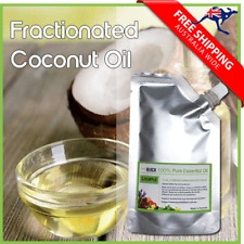 100% Pure Liquid Fractionated Coconut Oil  Refill Packaging ~200ml
