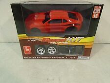 Hot! Red Amt 2012 Chevy Camaro Speed Kit Friction Model Toy Amtf100