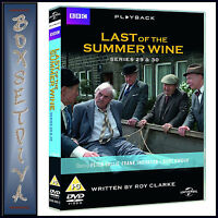 LAST OF THE SUMMER WINE - COMPLETE SERIES 29 & 30 *BRAND NEW DVD***