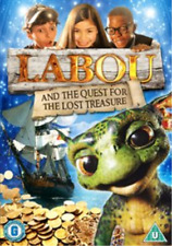 Bryan James Kitto, Marissa ...-Labou and the Quest for the  (UK IMPORT)  DVD NEW