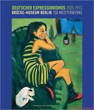 Fachbuch Deutscher Expressionismus, KG Die Brücke, Heckel Nolde uva. BILLIGER