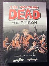 THE WALKING DEAD The Prison Board Game SEALED Megagigaomnicorp