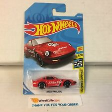 Nissan Fairlady Z #244 * RED * 2018 Hot Wheels L Case International * B28