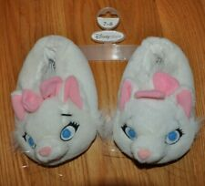 NWT Disney Aristocats Marie bed slippers shoes LITTLE girl's size 7-8