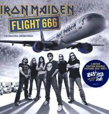 IRON MAIDEN Flight 666 - The Original Soundtrack - 2LP / Picture Vinyl - Limited
