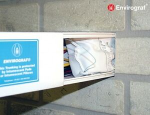 Envirograf Intumescent Fire Pillow for Metal & PVC Trunking -Fire Proof Stopping