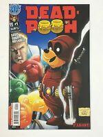 Dead Pooh #1 (Antarctic Press 2012) First Print