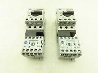 Allen Bradley 140MC2E-B40 190E-MND2-CB40S Manual Motor Starter Contactor Lot of2
