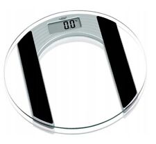 150KG Digital Bathroom Electronic Glass Scales Weiging Weight LCD