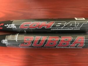 Combat Bubba Baseball Bat SL 2 5/8 big barrel USSSA 1.15BPF or BBCOR