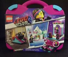 LEGO Lucy's Builder Box 70833 Lego Movie 2 Motorcycle Dance Studio Carry Case
