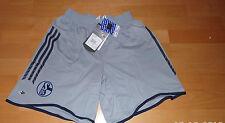 FC Schalke 04 Adidas Hose Short in blau grau - Größe M