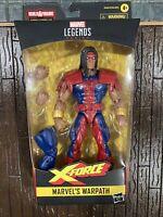 "Hasbro Marvel Legends Deadpool  X-Force 6"" Warpath Action Figure"