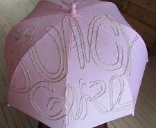 Juicy Couture Girl Umbrella Glitter NEW $98