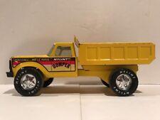 "Nylint Metal Dumper Truck ""You Call...We'll Haul"" Vintage"