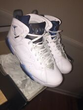 Jordan French Blue 7s Sz 10