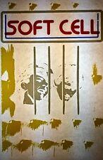Soft Cell New Romantic 80s Memorabilia Vintage retro tshirt transfer print,NOS